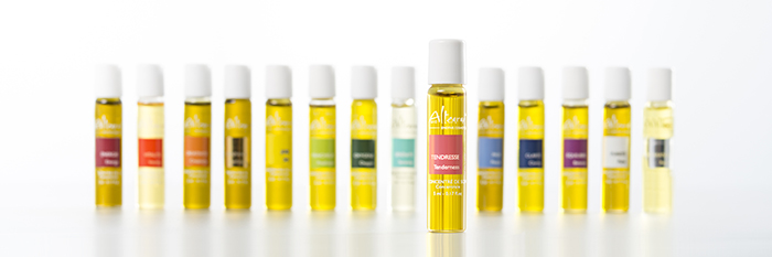 Altearah's 14 organic essential oil concentrates